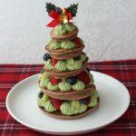 ホットケーキミックスで豪華なツリーケーキが作れちゃう!