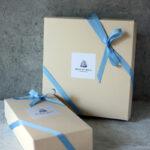 doux et doux焼き菓子ショップギフトボックス
